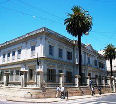 Casa de Moneda (antigua). Buenos Aires