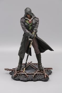 Jacob Frye statue from the Assassin's Creed: Syndicate Collector's Edition.