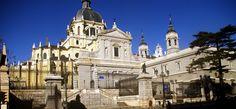 Fotos de: Madrid - Paso a Paso - Catedral de la Almudena