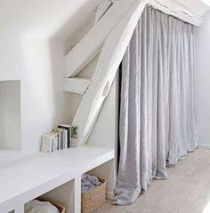möbel für dachschräge gemütliches schlafzimmer gestalten | Möbel ...