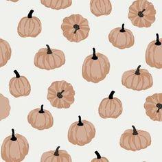 Cute Fall Wallpaper, Iphone Wallpaper Fall, Halloween Wallpaper Iphone, Cute Patterns Wallpaper, Iphone Background Wallpaper, Aesthetic Iphone Wallpaper, Aesthetic Wallpapers, Fabric Wallpaper, Cute Fall Backgrounds
