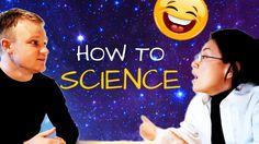 Funny Science Skits On Youtube: https://youtu.be/vJu7nf72iPw