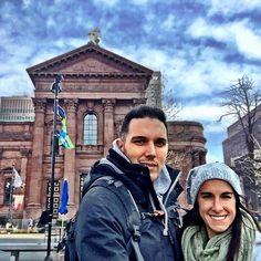 Great visit to the Basilica in Philadelphia with @amaliaaracena  #photooftheday #photo #selfie #selfies #philadelphia #follow #followme