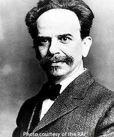 RAI 35947 Date of photo: 1890s  Franz Boas actively challenged and campaigned against the notion that certain races were inferior.