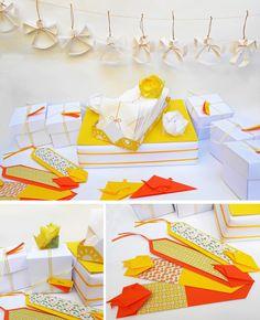 mas origami: La Comunión de Juli