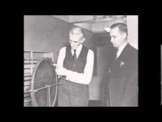 AUDIO: Rare voice recording of Nikola Tesla