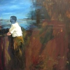 What are the major themes you pursue in your work? My paintings are an exploration of memory. They offer glimpsed or half-remembered figures and faces – 're-imagined ancestors' recovered from a
