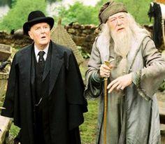 Robert Hardy, actor de Harry Potter murió a sus 91 años