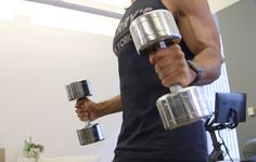 Want Giant Arms? Try These Ridiculous Bicep Curls | Men's Health