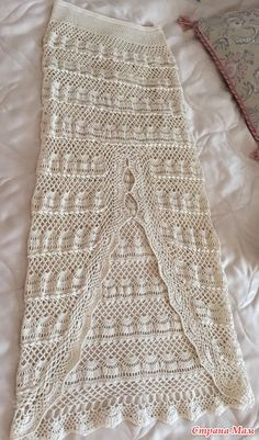 68 ideas crochet patterns free skirt pictures for 2019 Mode Crochet, Crochet Lace, Crochet Bikini, Crochet Skirts, Crochet Clothes, Crochet Crafts, Crochet Projects, Crochet Designs, Crochet Patterns