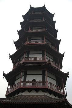 Shenjin Pagoda in Nanchang