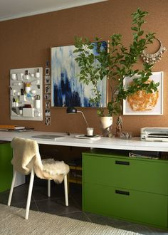 Inside Interior Stylist Olga Naiman's Brooklyn Apartment