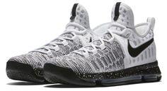 Nike KD 9 Oreo 1