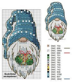 Cross Stitch Christmas Ornaments, Xmas Cross Stitch, Just Cross Stitch, Cross Stitch Bookmarks, Cross Stitch Cards, Beaded Cross Stitch, Cross Stitch Flowers, Cross Stitching, Cross Stitch Embroidery
