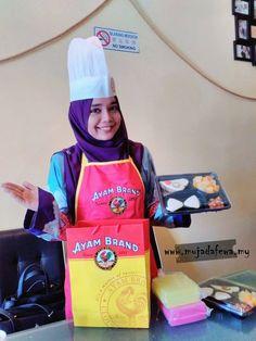 Belajar Membuat Bento Ringkas Menggunakan Produk Ayam Brand   Nurmujahidah
