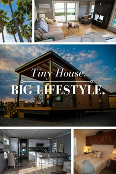 """The """"Tiny House Movement"""" is on the rise and Carefree believes that downsizing your home can mean upsizing your life."""