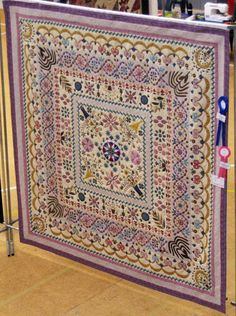 Esther's Quilt Blog: WOW: Jenny Henry's Love Entwined