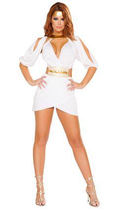 Goddess Aphrodite Costume, Sexy Goddess Costume, Sexy Aphrodite Costume