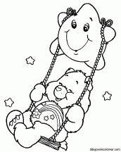 desenhos para colorir dos ursinhos carinhosos - Pesquisa Google