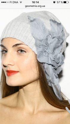 Knitted Hats, Beanie, Fashion, Moda, La Mode, Knit Caps, Fasion, Beanies, Fashion Models