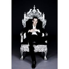 ru_glamour: Jonathan Rhys Meyers ❤ liked on Polyvore featuring backgrounds and pictures