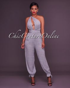 Chic Couture Online - Tarja Off-White Print Multi-Way Jumpsuit, (http://www.chiccoutureonline.com/tarja-off-white-print-multi-way-jumpsuit/)