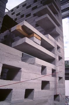 Kolumba Art Museum, Cologne    Arquitect: Peter Zumthor. Construction phase of…