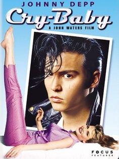 Cry baby <3 Love Every Johnny Depp Movie!!
