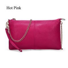 Soft Real Leather Hand Bag