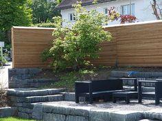 2. Lärmschutz Gartengestaltung Patio, Outdoor Decor, Gardening, Future, Home Decor, Privacy Screen Outdoor, Sound Proofing, Garden Planning, Build House