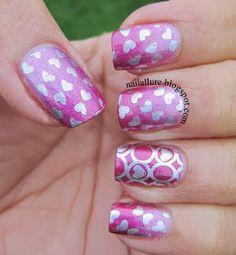 My Nail Files: Valentine's Day Nails - GOT Polish Challenge