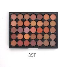 Sweet-Tempered Best Deal New Fashion Multi-color Cosmetic Matte Eyeshadow Cream Makeup Eye Shadow Palette Shimmer 40 Color Eyeshadow Pigment Carefully Selected Materials Eye Shadow Beauty & Health