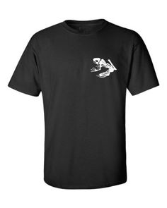 Navy Seals frog skeleton Pocket T shirt men short sleeve casual gift tee USA size S-3XL #Affiliate