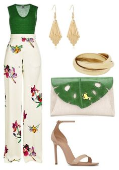"""""""Untitled #108"""" by leticia-emberton on Polyvore featuring M Missoni, Etro, Yves Saint Laurent and Charlotte Olympia #wearablesclothing"""
