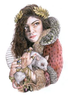 lorde, from new zealand