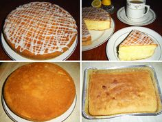 Amazing Cakes, Cornbread, Food And Drink, Pie, Baking, Breakfast, Ethnic Recipes, Desserts, Google