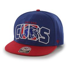 Chicago Cubs No Rulz YOUTH Snapback $19.95