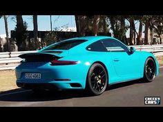 2018 PORSCHE 911 Carrera GTS TEST DRIVE - http://porschehangout.com/2018-porsche-911-carrera-gts-test-drive/