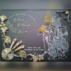 Mahar Pernikahan Money Origami, Javanese, Wedding Crafts, Frame It, Wedding Makeup, Wedding Designs, Fashion Art, Diy And Crafts, Wedding Invitations