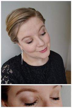 Job interview makeup  - www.liseemilia.com