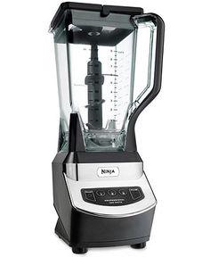 Ninja NJ600 Professional Blender - Electrics - Kitchen - Macy's