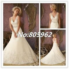 Find More Wedding Dresses Information about Custom Size A Line V Neck With Beaded 2014 Ivory Wedding Dresses Sleeveless Organza Spaghetti Straps Bridal Gown Open Back SD23,High Quality Wedding Dresses from Suzhou Romantic Wedding Dress Co. Ltd on Aliexpress.com