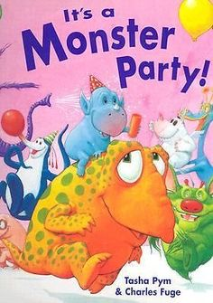 It's a Monster Party!