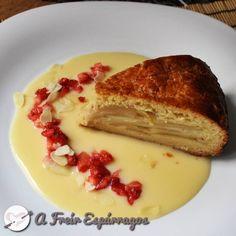 Pommé breton (pastel de manzana) ...para morirse!