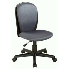 Found it at Wayfair - Mid-Back Youth Desk Chair
