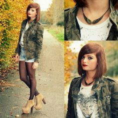 Dressing is a way of life (by DEMI M) http://lookbook.nu/look/4251403-dressing-is-a-way-of-life
