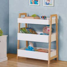 Toy Storage Shelves, Kid Toy Storage, Cubbies, Kids Decor, Diy Home Decor, Room Decor, Cozy Reading Corners, Book Racks, Kids Furniture