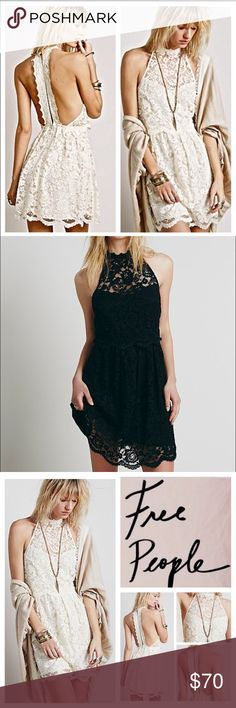 Free People Lost Ina a dream dress Brand new ,missing tag Free People Dresses Mini