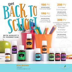 Free essential oils from young living! Kidscents line is amazing!  Try them today!  www.chemfreeadvantage.com