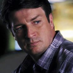 One shot from one of my favourite CASTLE scenes. This one slays. Nathan Fillon, Richard Castle, Castle Tv Shows, Castle Beckett, Dry Humor, Romance, Bride Book, Actors Images, Lonely Heart